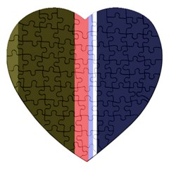 Decorative lines Jigsaw Puzzle (Heart)