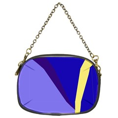 Geometrical Abstraction Chain Purses (two Sides)  by Valentinaart