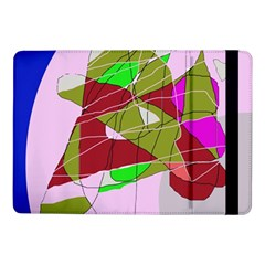 Flora Abstraction Samsung Galaxy Tab Pro 10 1  Flip Case by Valentinaart