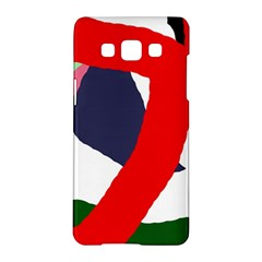 Beautiful Abstraction Samsung Galaxy A5 Hardshell Case  by Valentinaart
