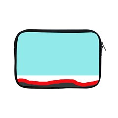 Simple Decorative Design Apple Ipad Mini Zipper Cases by Valentinaart