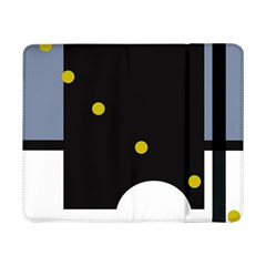 Abstract design Samsung Galaxy Tab Pro 8.4  Flip Case by Valentinaart