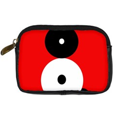 Number Eight Digital Camera Cases by Valentinaart