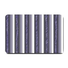 Elegant Lines Small Doormat  by Valentinaart