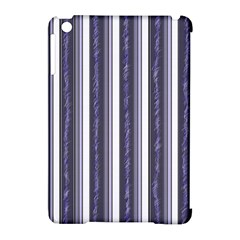 Elegant Lines Apple Ipad Mini Hardshell Case (compatible With Smart Cover) by Valentinaart