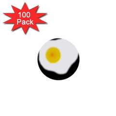 Egg 1  Mini Buttons (100 pack)  by Valentinaart