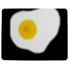 Egg Jigsaw Puzzle Photo Stand (rectangular) by Valentinaart