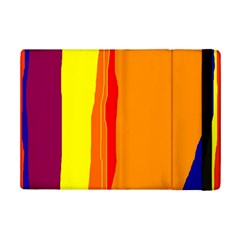 Hot Colorful Lines Ipad Mini 2 Flip Cases by Valentinaart