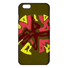 Abstract Design Iphone 6 Plus/6s Plus Tpu Case by Valentinaart