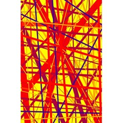 Yellow And Orange Pattern 5 5  X 8 5  Notebooks by Valentinaart