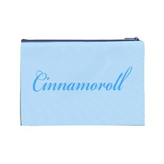 Cinnabag By Lauren   Cosmetic Bag (large)   Cblc9ljb8k6z   Www Artscow Com Back