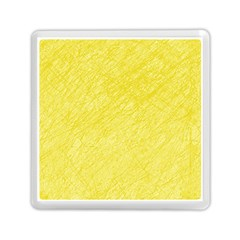 Yellow Pattern Memory Card Reader (square)  by Valentinaart