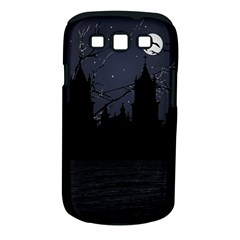 Dark Scene Illustration Samsung Galaxy S Iii Classic Hardshell Case (pc+silicone) by dflcprints