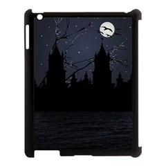 Dark Scene Illustration Apple Ipad 3/4 Case (black) by dflcprints