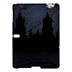 Dark Scene Illustration Samsung Galaxy Tab S (10.5 ) Hardshell Case  by dflcprints