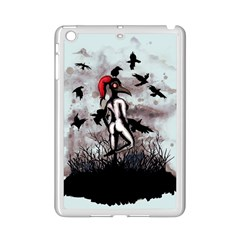 Dancing With Crows iPad Mini 2 Enamel Coated Cases by lvbart