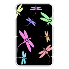 Pastel dragonflies Memory Card Reader by Valentinaart
