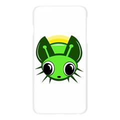 Transparent firefly Apple Seamless iPhone 6 Plus/6S Plus Case (Transparent) by Valentinaart