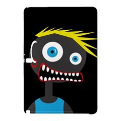 Crazy Man Samsung Galaxy Tab Pro 12 2 Hardshell Case by Valentinaart