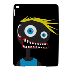 Crazy Man Ipad Air 2 Hardshell Cases by Valentinaart