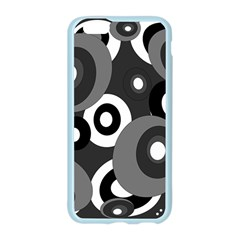 Gray pattern Apple Seamless iPhone 6/6S Case (Color) by Valentinaart