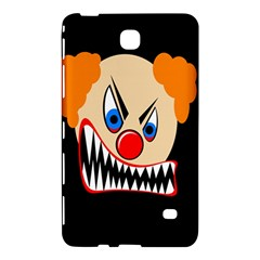 Evil clown Samsung Galaxy Tab 4 (7 ) Hardshell Case  by Valentinaart