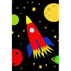 Spaceship 5 5  X 8 5  Notebooks by Valentinaart