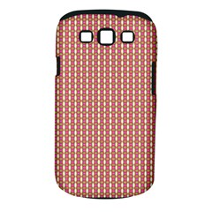Mod Pink Green Pattern Samsung Galaxy S Iii Classic Hardshell Case (pc+silicone) by BrightVibesDesign