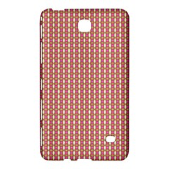 Mod Pink Green Pattern Samsung Galaxy Tab 4 (7 ) Hardshell Case  by BrightVibesDesign