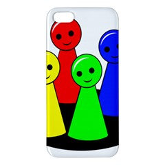 Don t Get Angry Apple Iphone 5 Premium Hardshell Case by Valentinaart