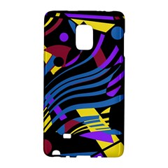 Decorative Abstract Design Galaxy Note Edge by Valentinaart