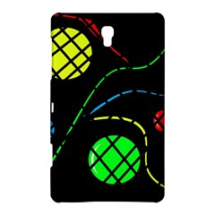 Colorful Design Samsung Galaxy Tab S (8 4 ) Hardshell Case  by Valentinaart