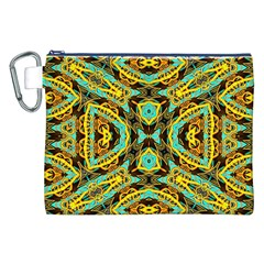 Yyyyy Canvas Cosmetic Bag (xxl) by MRTACPANS