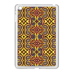 Apart Art Apple Ipad Mini Case (white) by MRTACPANS