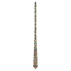 Space By Fashion   Necktie (two Side)   Fmph77971aub   Www Artscow Com Front