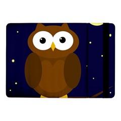 Cute Owl Samsung Galaxy Tab Pro 10 1  Flip Case by Valentinaart