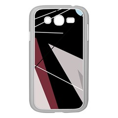 Artistic abstraction Samsung Galaxy Grand DUOS I9082 Case (White)