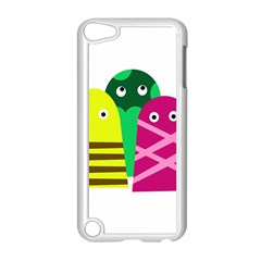 Three Mosters Apple Ipod Touch 5 Case (white) by Valentinaart