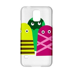Three Mosters Samsung Galaxy S5 Hardshell Case  by Valentinaart