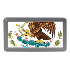 Coat Of Arms Of Mexico  Memory Card Reader (Mini) by abbeyz71