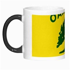 Flag Of Oakland, California Morph Mugs by abbeyz71