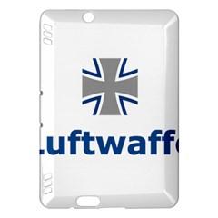Luftwaffe Kindle Fire Hdx Hardshell Case by abbeyz71