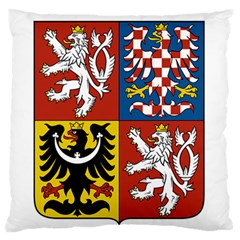 Coat Of Arms Of The Czech Republic Standard Flano Cushion Case (One Side) by abbeyz71