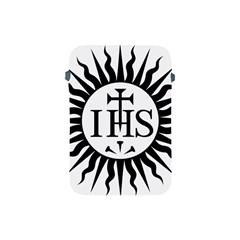 Society Of Jesus Logo (jesuits) Apple iPad Mini Protective Soft Cases by abbeyz71
