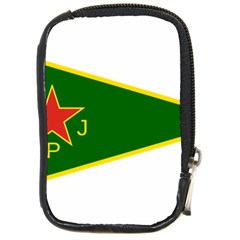 Flag Of The Women s Protection Units Compact Camera Cases by abbeyz71