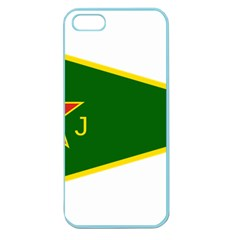 Flag Of The Women s Protection Units Apple Seamless Iphone 5 Case (color) by abbeyz71