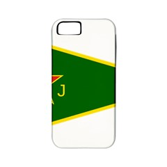 Flag Of The Women s Protection Units Apple Iphone 5 Classic Hardshell Case (pc+silicone) by abbeyz71