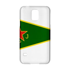 Flag Of The Women s Protection Units Samsung Galaxy S5 Hardshell Case  by abbeyz71