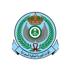 Emblem Of The Royal Saudi Air Force  5.5  x 8.5  Notebooks by abbeyz71