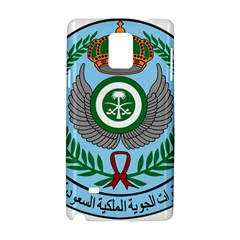 Emblem Of The Royal Saudi Air Force  Samsung Galaxy Note 4 Hardshell Case by abbeyz71